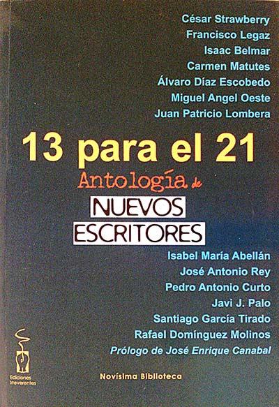 047869a67070 13-para-el-21-antologia-nuevos-escritores 177602.jpg ...