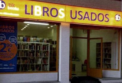 Nuestras Tiendas Tik Books